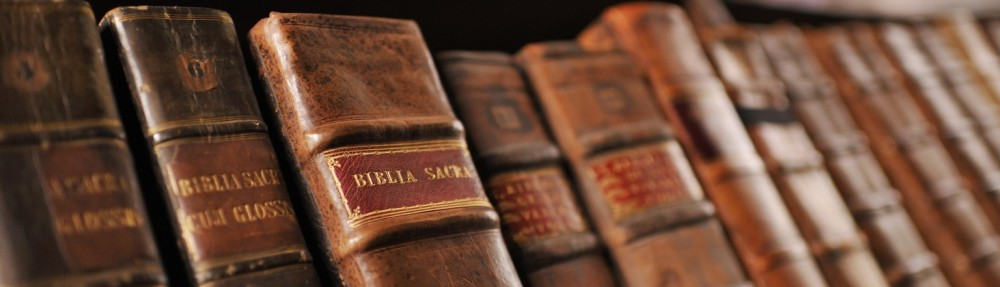 Bible Commentaries | Reformed Books Online